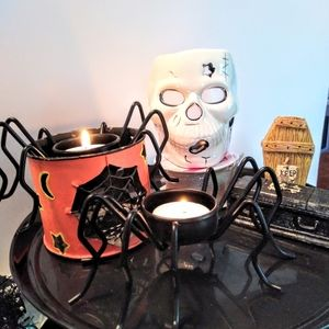 Halloween tea light bundle